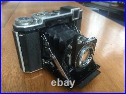 Zeiss Ikon Super Ikonta 532/16 6x6 Rangefinder Camera with Tessar 80mm f2.8 Lens