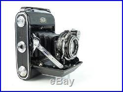 Zeiss Super Ikonta A 531 120 Film 6x4.5 Folding Rangefinder Camera Tessar Lens
