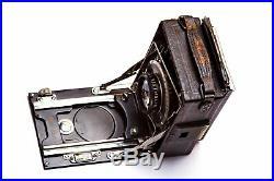 +vintage Medium Format Bee-bee Camera Lens Trioplan 2.9 / 10.5cm Meyer Gorlitz